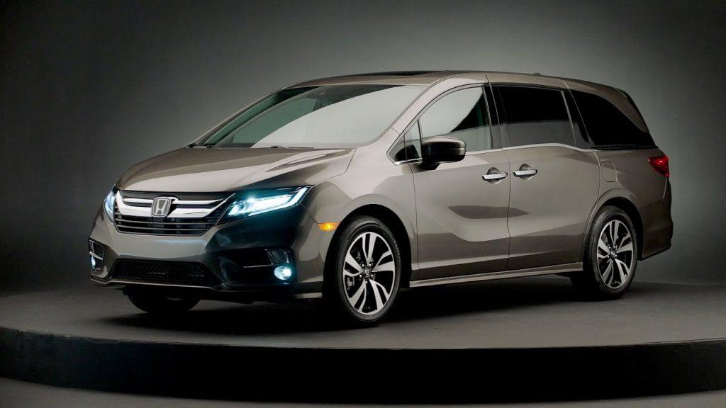 Honda Odyssey 2018 : First Minivan with 4G LTE - Eternal Organizer - Live your Dream