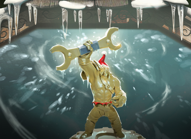 Frostivus Custom Game Contest