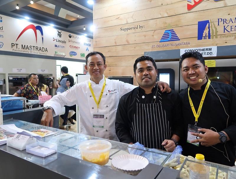 SIAL Interfood Jakarta 2017