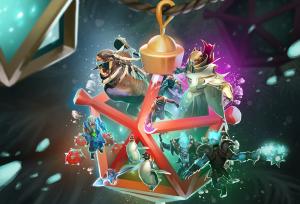 Dota2 Frostivus Arrives